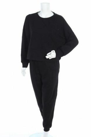 Дамски спортен комплект Anna Field, Размер L, Цвят Черен, 100% памук, Цена 55,48лв.