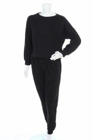 Дамски спортен комплект Anna Field, Размер S, Цвят Черен, 100% памук, Цена 45,82лв.