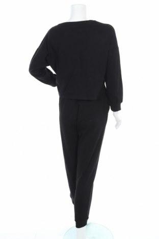 Γυναικείο αθλητικό σετ Anna Field, Μέγεθος S, Χρώμα Μαύρο, 100% βαμβάκι, Τιμή 23,62€