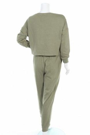 Γυναικείο αθλητικό σετ Anna Field, Μέγεθος S, Χρώμα Πράσινο, 100% βαμβάκι, Τιμή 22,40€