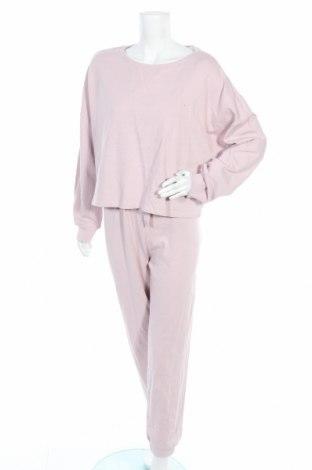 Γυναικείο αθλητικό σετ Anna Field, Μέγεθος XL, Χρώμα Βιολετί, 100% βαμβάκι, Τιμή 29,73€