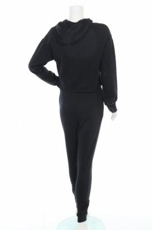 Γυναικείο αθλητικό σετ Even&Odd, Μέγεθος S, Χρώμα Μαύρο, 60% βαμβάκι, 40% πολυεστέρας, Τιμή 24,43€