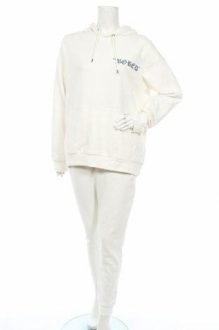 Дамски спортен комплект Your Turn, Размер M, Цвят Бял, 80% памук, 20% полиестер, Цена 51,62лв.