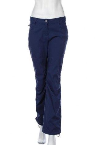 Дамски спортен панталон Crivit, Размер M, Цвят Син, 96% полиамид, 4% еластан, Цена 25,94лв.