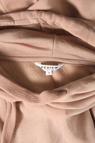 Γυναικείο φούτερ Review, Μέγεθος S, Χρώμα Καφέ, 70% πολυεστέρας, 30% βισκόζη, Τιμή 20,88€
