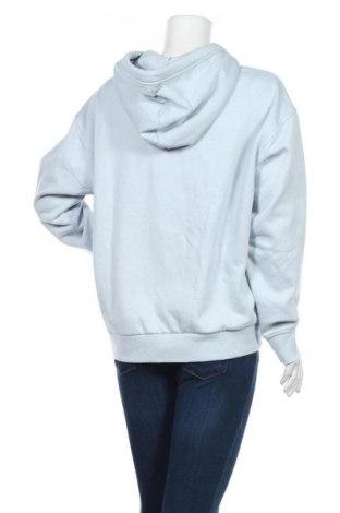 Γυναικείο φούτερ Weekday, Μέγεθος XS, Χρώμα Μπλέ, 80% βαμβάκι, 20% πολυεστέρας, Τιμή 15,21€