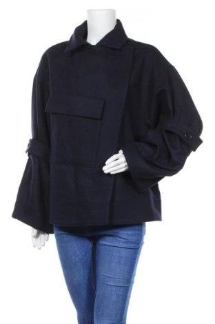 Дамско палто Dagmar, Размер M, Цвят Син, 95% полиестер, 5% други тъкани, Цена 128,37лв.