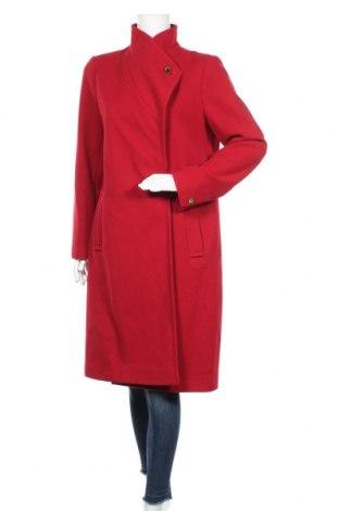 Дамско палто Dorothy Perkins, Размер L, Цвят Червен, Полиестер, Цена 86,87лв.