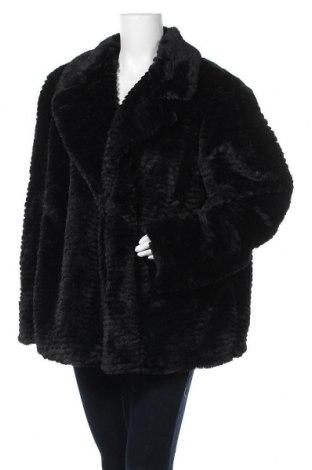 Дамско палто Dorothy Perkins, Размер 4XL, Цвят Черен, Полиестер, Цена 89,25лв.