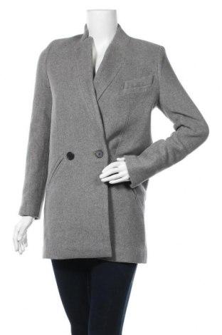 Дамско палто Iro, Размер S, Цвят Сив, 90% вълна, 10% кашмир, Цена 594,72лв.