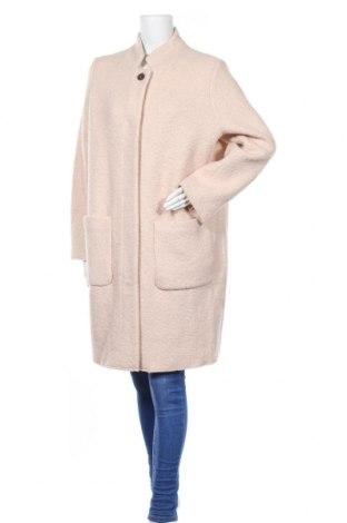 Дамско палто Tom Tailor, Размер XXL, Цвят Розов, 50% полиестер, 50% вълна, Цена 186,75лв.