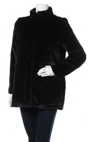 Дамско палто Vero Moda, Размер S, Цвят Черен, Полиестер, Цена 53,96лв.