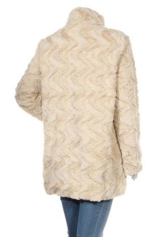 Дамско палто Vero Moda, Размер L, Цвят Бежов, 100% полиестер, Цена 49,77лв.
