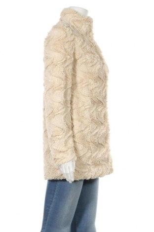 Дамско палто Vero Moda, Размер XS, Цвят Бежов, 100% полиестер, Цена 49,77лв.