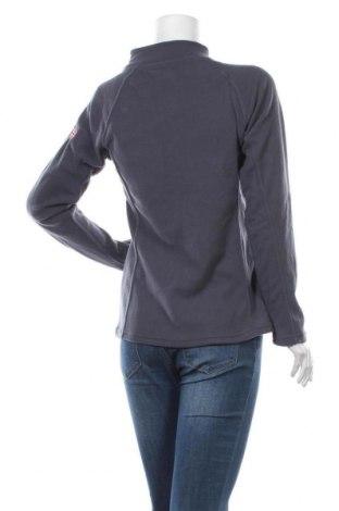 Γυναικεία ζακέτα fleece Geographical Norway, Μέγεθος M, Χρώμα Γκρί, Πολυεστέρας, Τιμή 21,34€
