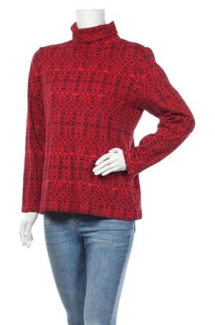 Дамско полo Karen Scott, Размер L, Цвят Червен, 60% памук, 40% полиестер, Цена 7,38лв.
