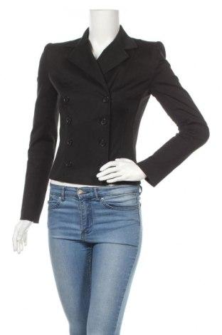 Дамско сако Dolce & Gabbana, Размер S, Цвят Черен, 98% памук, 2% еластан, Цена 202,80лв.