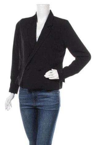 Дамско сако Gestuz, Размер XS, Цвят Черен, 95% полиестер, 5% еластан, Цена 59,25лв.