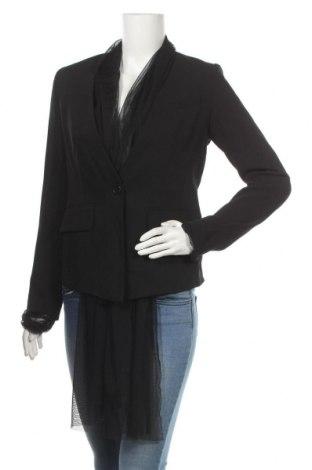 Дамско сако Jones, Размер M, Цвят Черен, Полиестер, Цена 55,50лв.