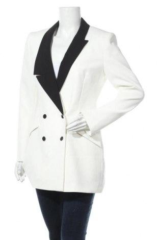 Дамско сако Karl Lagerfeld, Размер M, Цвят Бял, 88% полиестер, 12% полиуретан, Цена 276,75лв.