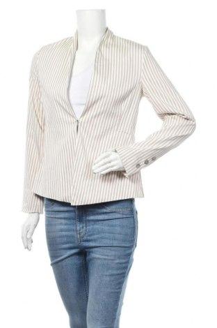 Γυναικείο σακάκι Myrine, Μέγεθος S, Χρώμα Γκρί, 97% βαμβάκι, 3% ελαστάνη, Τιμή 3,37€