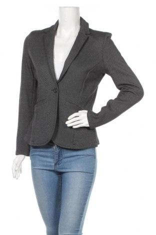 Γυναικείο σακάκι Tom Tailor, Μέγεθος M, Χρώμα Μπλέ, 85% βαμβάκι, 15% πολυεστέρας, Τιμή 17,63€