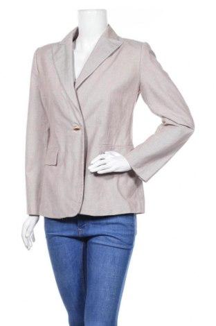 Дамско сако Turnover, Размер M, Цвят Бежов, 100% памук, Цена 56,16лв.