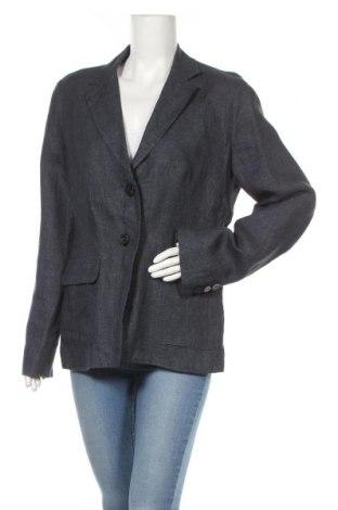 Γυναικείο σακάκι Weekend Max Mara, Μέγεθος XL, Χρώμα Μπλέ, Τιμή 40,18€
