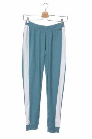 Дамско спортно долнище Arizona, Размер XS, Цвят Син, 55% памук, 40% полиестер, 5% еластан, Цена 42,00лв.