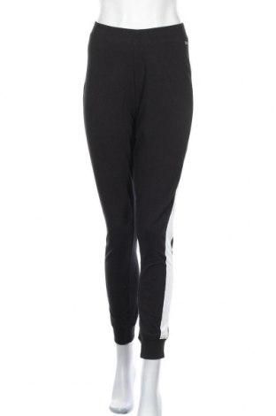 Γυναικείο αθλητικό παντελόνι Arizona, Μέγεθος XL, Χρώμα Μαύρο, 95% βαμβάκι, 5% ελαστάνη, Τιμή 14,60€