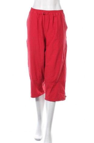 Γυναικείο αθλητικό παντελόνι Carite Sport, Μέγεθος XL, Χρώμα Κόκκινο, 88% πολυαμίδη, 12% ελαστάνη, Τιμή 8,77€