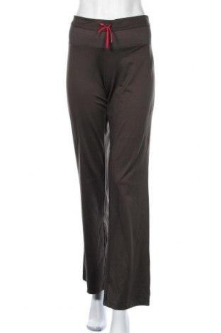 Γυναικείο αθλητικό παντελόνι Crane, Μέγεθος L, Χρώμα Πράσινο, 91% πολυαμίδη, 9% ελαστάνη, Τιμή 9,94€