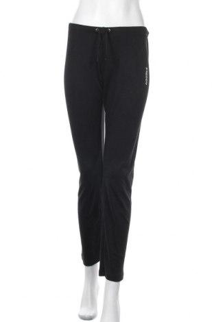 Дамско спортно долнище Freddy, Размер XS, Цвят Черен, 60% памук, 40% полиестер, Цена 27,60лв.