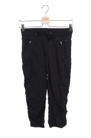 Γυναικείο αθλητικό παντελόνι H&M Sport, Μέγεθος XS, Χρώμα Μαύρο, 94% πολυαμίδη, 6% ελαστάνη, Τιμή 7,40€