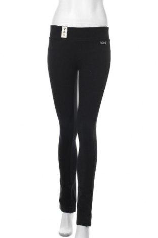 Γυναικείο αθλητικό παντελόνι H.i.s, Μέγεθος XS, Χρώμα Μαύρο, 90% βαμβάκι, 10% ελαστάνη, Τιμή 17,64€