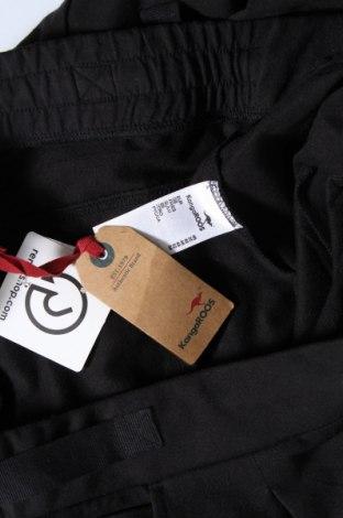 Γυναικείο αθλητικό παντελόνι Kangaroos, Μέγεθος XL, Χρώμα Μαύρο, 95% βαμβάκι, 5% ελαστάνη, Τιμή 22,81€