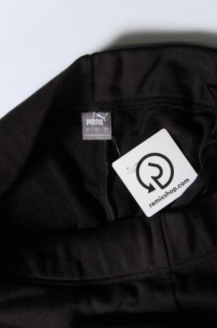 Γυναικείο αθλητικό παντελόνι PUMA, Μέγεθος L, Χρώμα Μαύρο, 68% βαμβάκι, 32% πολυεστέρας, Τιμή 28,70€