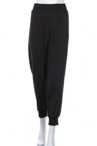 Дамско спортно долнище PUMA, Размер XL, Цвят Черен, 68% памук, 32% полиестер, Цена 47,04лв.