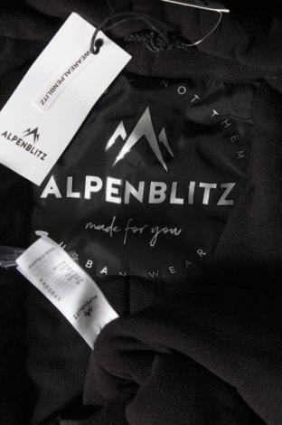 Дамско яке Alpenblitz, Размер M, Цвят Черен, Полиестер, Цена 141,57лв.