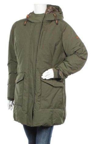 Дамско яке Camel Active, Размер XL, Цвят Зелен, 85% полиестер, 15% памук, Цена 118,47лв.
