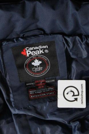 Дамско яке Canadian Peak, Размер XXL, Цвят Син, Полиестер, Цена 111,87лв.