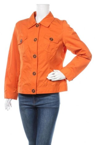 Γυναικείο μπουφάν Collection L, Μέγεθος L, Χρώμα Πορτοκαλί, Πολυαμίδη, Τιμή 11,43€
