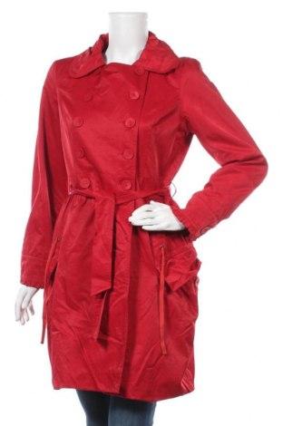Дамско яке Cream, Размер M, Цвят Червен, 65% памук, 35% полиамид, Цена 56,88лв.