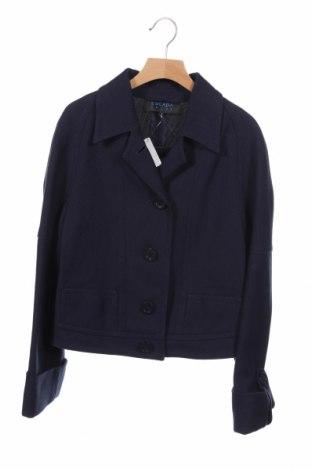 Дамско яке Escada Sport, Размер XS, Цвят Син, 100% памук, Цена 51,24лв.