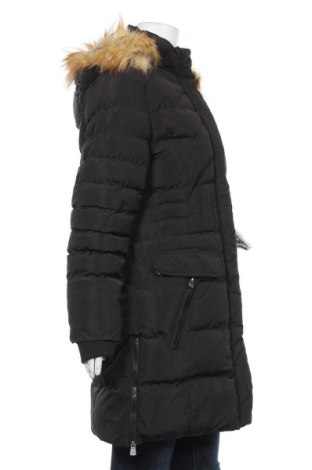 Дамско яке Geographical Norway, Размер L, Цвят Черен, Полиестер, Цена 115,17лв.