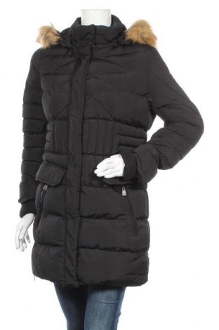 Дамско яке Geographical Norway, Размер S, Цвят Черен, Полиестер, Цена 108,57лв.