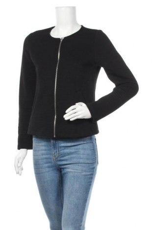 Дамско яке Gina, Размер M, Цвят Черен, 70% памук, 30% полиестер, Цена 19,95лв.