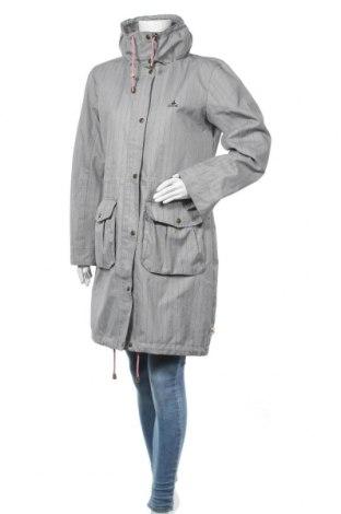 Дамско яке Ock, Размер L, Цвят Сив, Полиестер, Цена 34,65лв.