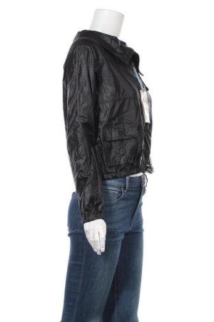 Дамско яке Please, Размер L, Цвят Черен, 58% полиамид, 42% полиестер, Цена 43,47лв.