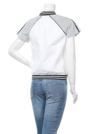 Дамско яке Please, Размер M, Цвят Син, 96% памук, 4% еластан, Цена 27,80лв.